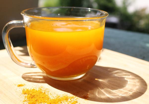 Ayurveda Lifestyle Turmeric Cumin Rescue Tea