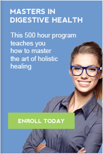 Master's in Digestive Health - 500 hour program