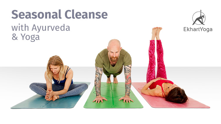 Seasonal Ayurveda & Yoga Cleanse
