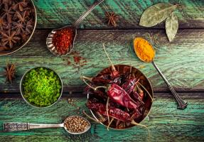 {Ayurvedic Cooking Classes}